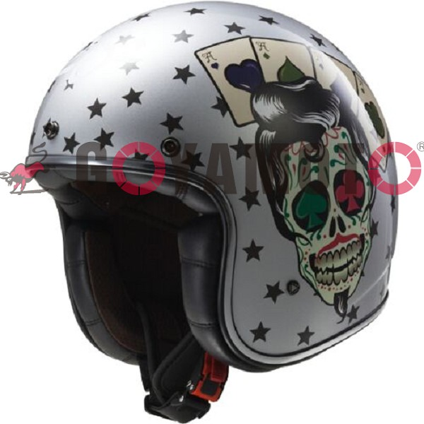 OF583 BOBBER / TATTOO SILVER